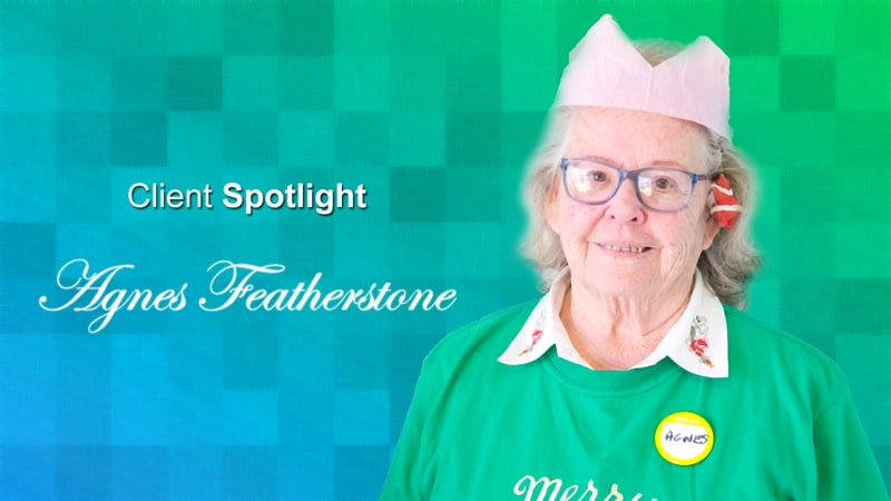 Spotlight on Agnes Featherstone
