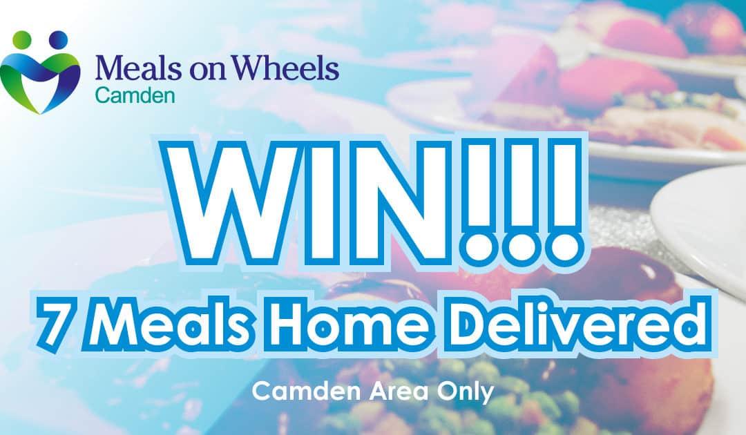 Facebook Promo – Win Free Meals!
