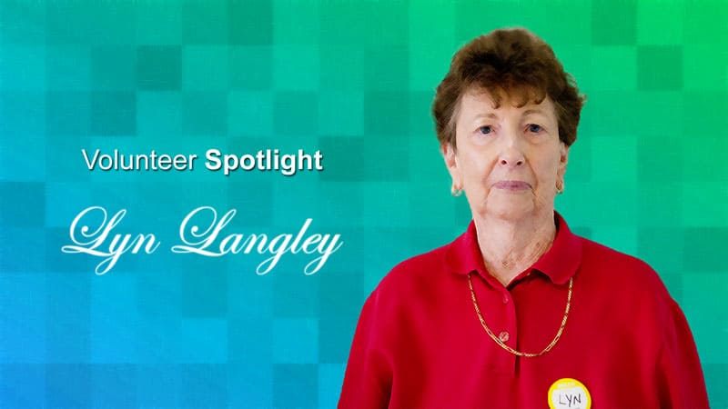Spotlight on Lyn Langley